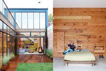 Architecture and Prefab / by Sandi Kaneko