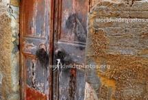 My door obsession / by Maria Milonas-Rakes