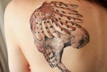 Tattoos / by Laura Evans