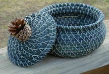 Things Weaved & Woven... / For the love of things weaved and woven... / by Shannon Broussard