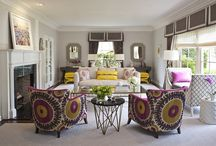 Living Rooms / by Dimitra Anderson