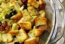 Thanksgiving - Vegan/Vegetarian / by Rachel Wormhoudt-Butler