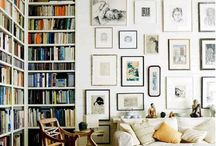 ART GALLERY WALLS / by jennifer john interiors