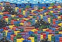 Arts... / Folk, Naif, de rua... / by Gabriela Simionato Klein