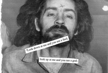 Charles Manson and family / by Cari Knight