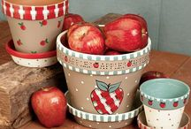Clay pots / by Darlene Smith