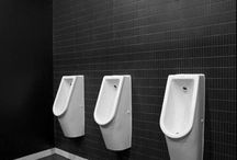 WC / Rest rooms / Aseos / by VCR