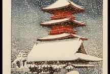 Japanese Woodblock Prints / by Randy Johnson