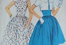 Vintage Patterns / by Laura George