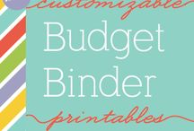 Budget, saving, organizing / by Tayler Coomes