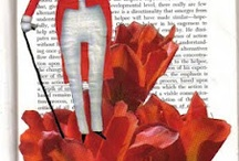 Book Art Inspiration / by Morgan Gossett