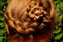 more than 14 kinds of plait / I have had long hair since I was 3 (excluding a disasterous bob when I was in my early teens) and have always said I can do more than 14 kinds of plait.  I now have 2 short haired boys so my talents are wasted.  Here, I will gather more techniques to use on myself. / by Bronwen Lacey