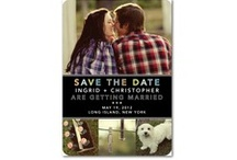 wedding invitations/save the dates/ thank you's / by wendy bob
