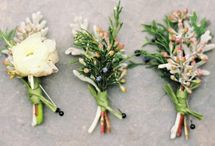 boutonnieres / by Anne Griggs Productions