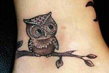 Owls / by Jessica Harmon