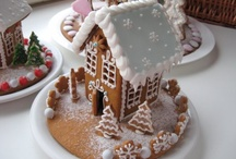 Gingerbread house / by Laura Mulcahy