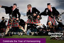 Homecoming Scotland 2014 / by CIE Tours International