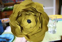 Flower tutorials / by Michele Norman