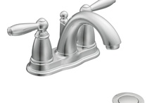 Bathroom Faucet & Lights / by Kelly Elliott