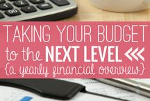 Budget / by Joann Bingaman