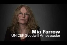 UNICEF Celebrities / by UNICEF