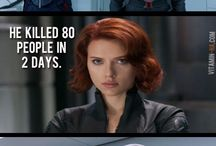 Avengers awesomeness  / by Tater C.