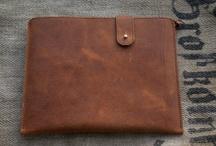 iPad Sleeve RUM DIARY / by filz: stueck