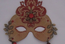 Venetian Carnival / by Alpha Stamps