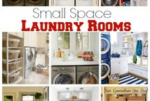 Home Sweet Home- Laundry Room / by Alyson Hall