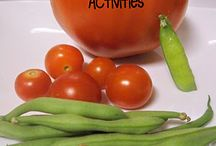 Healthy Bodies - Health and Nutrition Learning Journey / by Rebecca J. Rose