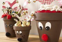 Holiday Craft Ideas / by Diana Haynes