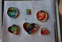 Kid Friendly Crafts / by Michelle Styers