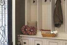 Mudroom / Laundry Room Project / by Michelle Moring
