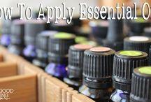 Essential Oils / by Michele Jones