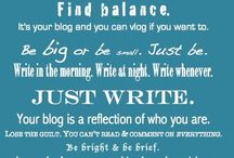 Building Our Blogs in 2012 / A group of PR-friendly bloggers who are committed to writing and sharing informative, quality content that reaches our audience. This site is for ideas, inspiration, motivation and whatever else we feel like sharing.  / by Bellesouth Blogs