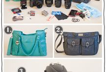 Gear | What's In My Bag / by ClickinMoms