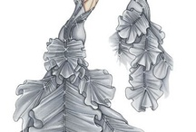 Fashion illustration / by Sadie Salmons