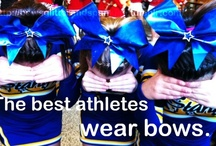 It's a CHEER thing. / by Shaley Miller