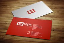 Business Cards / by Nathan Gebhard