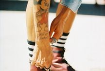 Tattoos / by Mr. Kurtovich