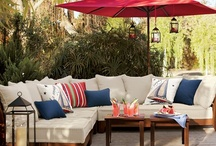 Outdoor Spaces / by Emily Smith