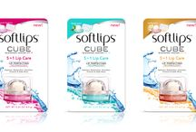 Function Meets Fashion with Softlips Cube  / Introducing Softlips Cube! 5-in-1 Lip Care Shop Now! softlipsstore.com / by Softlips