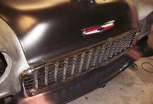 Classic Autos / by GMC Sierra