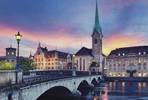 Zurich, Switzerland / by Travelocity Travel