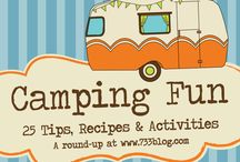 Camping / by Decor Adventures