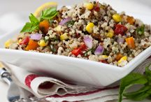 Quinoa Recipes / by Alter Eco