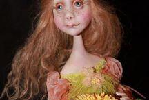 Art Dolls / by Gail Abazorius