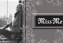 Miss Me Jeans  / by Sarah Lewis