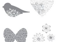 paper stamps i have / by Susan Harwell Hendrick