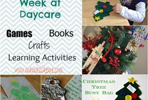 {December} Preschool Learning / by Amber Qualls